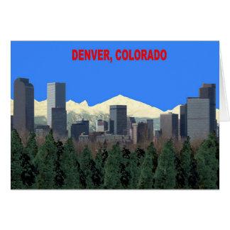 Denverscape 2005 card