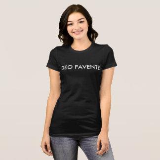 Deo Favente: God's Favored T-Shirt