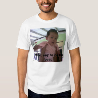 dEo teRbang, I don't say to be the best T Shirt