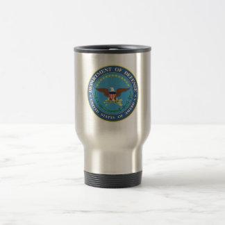 Department Of Defense - USA Travel Mug