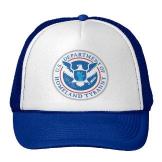 Department of Homeland Tyranny Trucker Hat