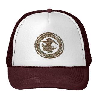 Department of Justice Trucker Hat