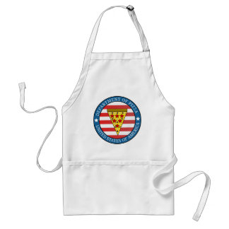 Department of Pizza Standard Apron