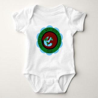 Department of Way Big Lizards Baby Bodysuit