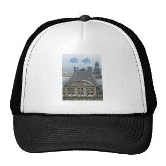 Department store mesh hats