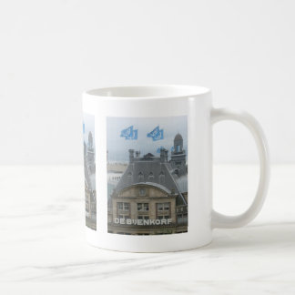 Department store coffee mug