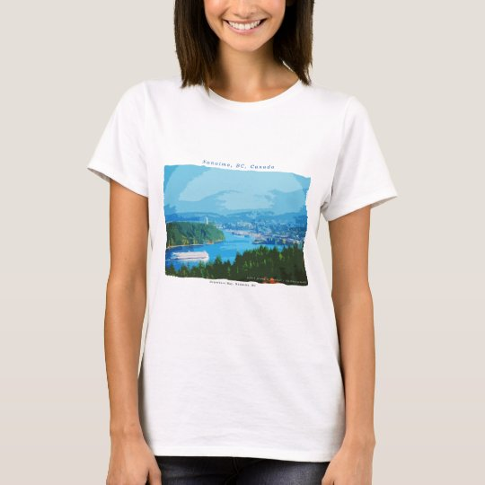 Departure Bay, Nanaimo T-Shirt