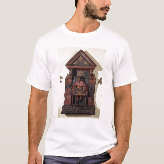 Depicting St. Crispin at his Workbench T-Shirt