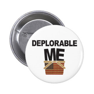 Deplorable Me 2 Inch Round Button