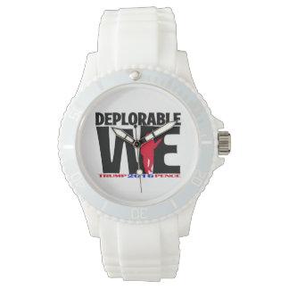 Deplorable We Watch