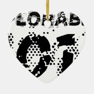 Deplorables 2016 ceramic ornament