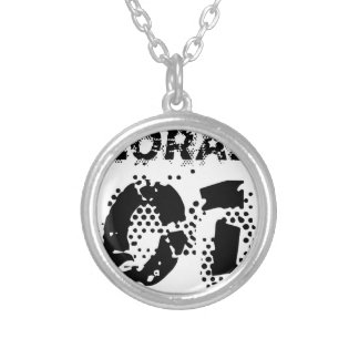 Deplorables 2016 silver plated necklace