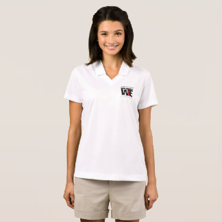 Deplorables are happy!  A funny way to say it. Polo Shirt