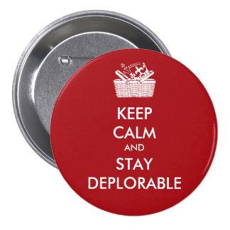 Deplorables Button