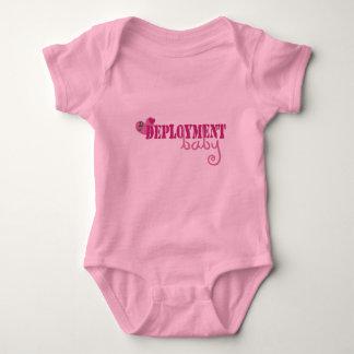 Deployment Baby Baby Bodysuit