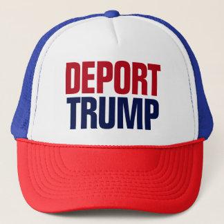 Deport Trump - Anti President Trump Trucker Hat