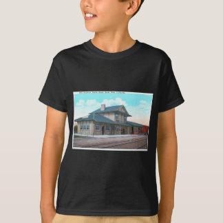 Dépôt Pacifique du sud, cru de Santa Rosa T-shirt
