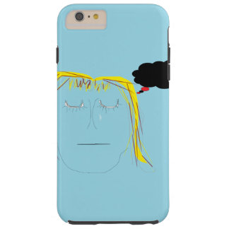 Depression - Original Art Tough iPhone 6 Plus Case