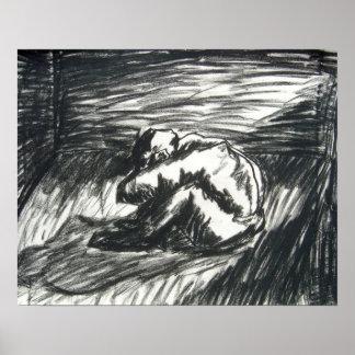 Dépression - seulement dans une salle obscure poster