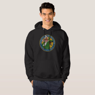Dept. of Education - Jesus on a T-Rex Hoodie