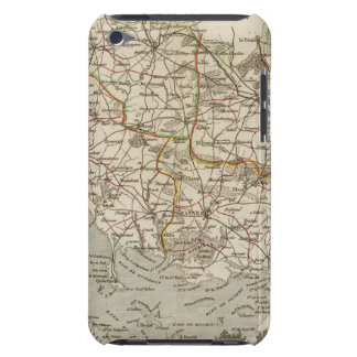Dept. of Morbihan iPod Touch Cases