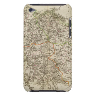 Dept. of Ni�vre iPod Touch Cases