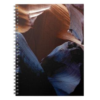 depth of rocks notebooks