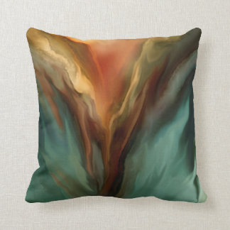 Depths Art Designer Pillow