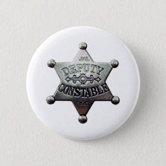 DEPUTY CONSTABLE 2 INCH ROUND BUTTON