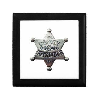 DEPUTY CONSTABLE GIFT BOX