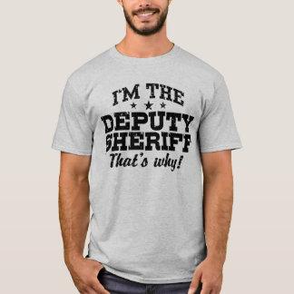 Deputy Sheriff T-Shirt