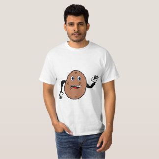 depy potato t shirt