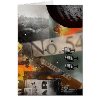 der BATALLA carte Nº6 Card