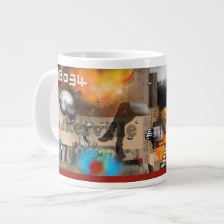 der BATALLA cuppa Nº2 Large Coffee Mug