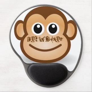 Der Monkey Gel Mousepad - Lustiger Affe