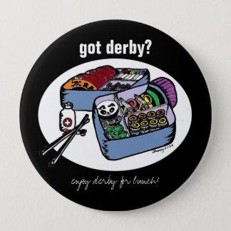 derby bento 4 inch round button