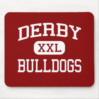 Derby - Bulldogs - Middle School - Derby Kansas Mouse Pad