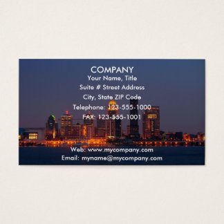 Derby City Business Card