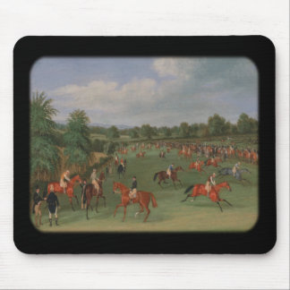 Derby Day Mouse Pad