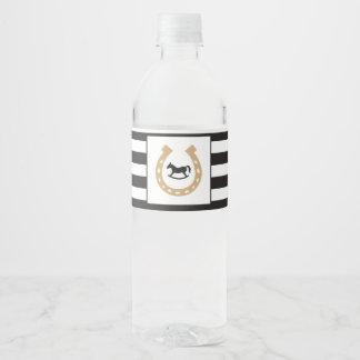 Derby Drink Beverage Labels for Baby Shower