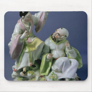 Derby group, early Blanche period, c.1750-54 Mouse Pad