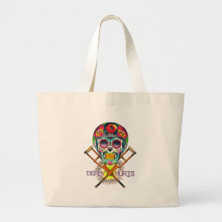 Derby Hurts Large Tote Bag