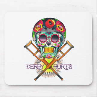 Derby Hurts Mouse Pad