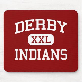 Derby - Indians - High School - Derby Connecticut Mouse Mat