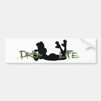 Derby Life Bumper Sticker