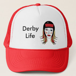 Derby Life Trucker hat