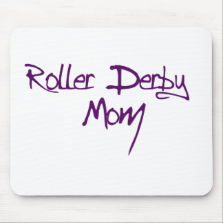 derby mom mouse pad