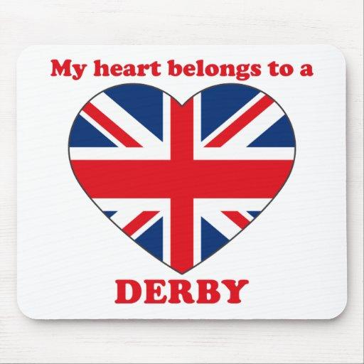 Derby Mouse Mat