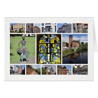 Derby multi-image greetings card