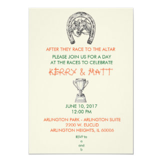 Derby Party Card